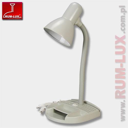 Lampka biurkowa L2C [szara]